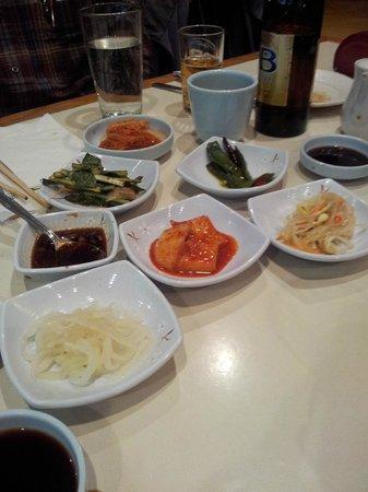 New Seoul Garden Restaurant