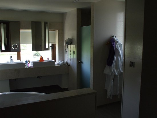 Blue Lagoon Village: bathroom- suite 3121