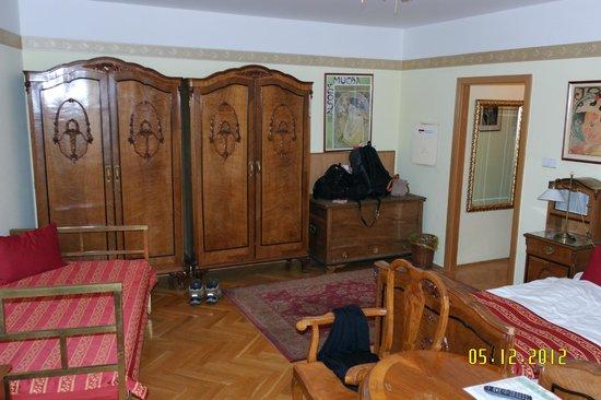 Hotel Mucha: Deluxe room