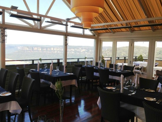 Echoes Boutique Hotel & Restaurant : dining...