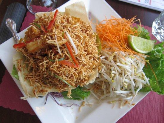 Manee Thai Restaurant Chicago Avondale Menu Prices