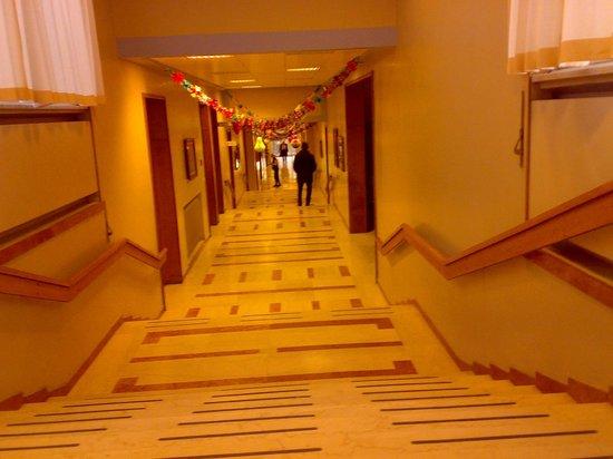 Centro Termale Il Baistrocchi: Corridoio centrale