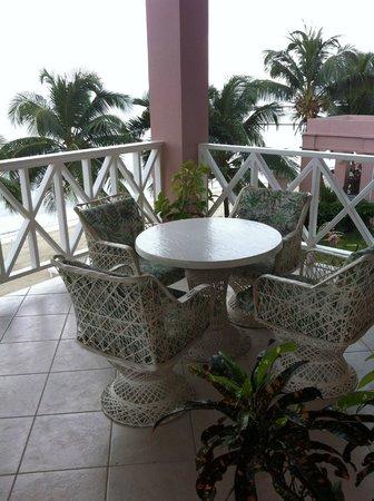Grand Colony Island Villas: Balcony