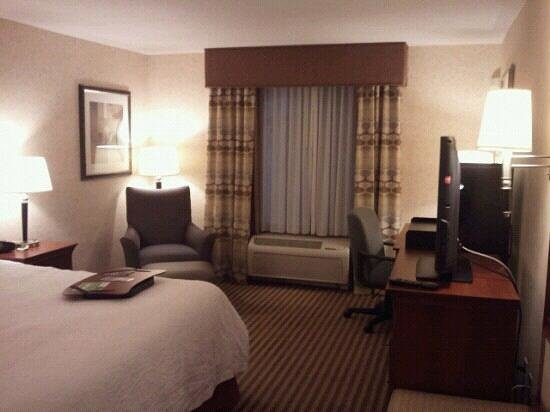 Hampton Inn & Suites Richmond/Virginia Center: Room photo