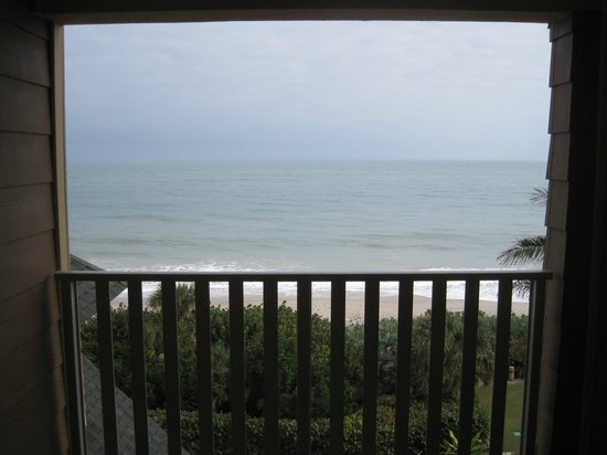 Disney's Vero Beach Resort: View from 4th floor Inn room