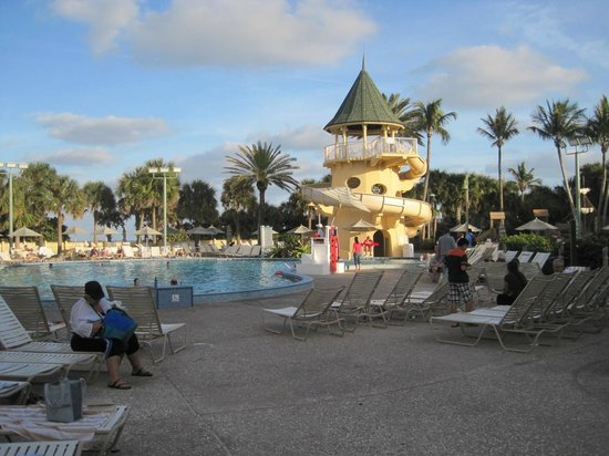 Disney's Vero Beach Resort: Pool area