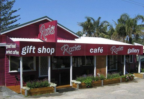 Rosies Coffee Cafe