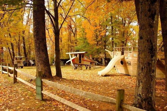 Pinegrove Family Dude Ranch : Children's Playground