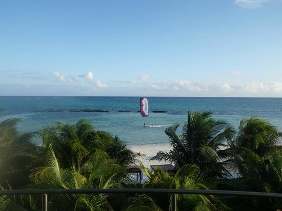 El Dorado Maroma, a Beachfront Resort, by Karisma: What a view!