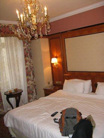 Hotel Bristol Vienna: Bed