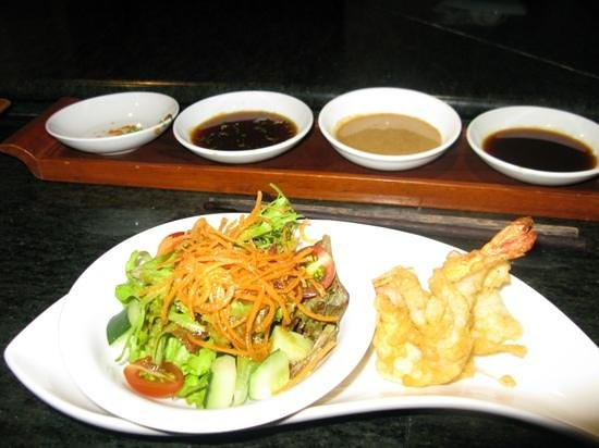 The Royal Beach Seminyak Bali - MGallery Collection: Appetizers at Restaurant