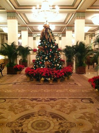 Francis Marion Hotel: Beautiful Lobby