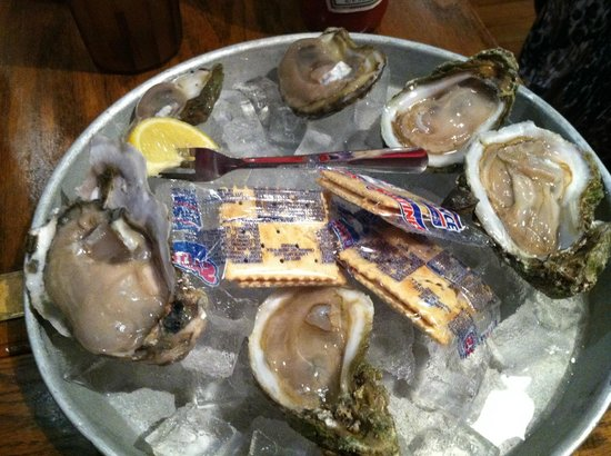 Hyman's Seafood: Raw Oysters on the Half Shell
