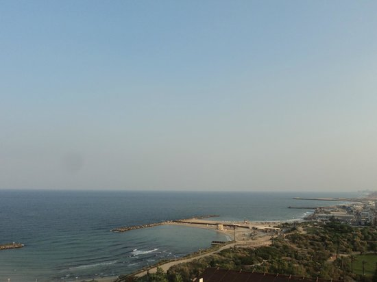 Hilton Tel Aviv: View from north facing rooms