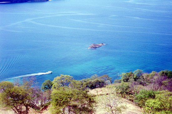 Occidental Papagayo - Adults only: View from the top of the hill