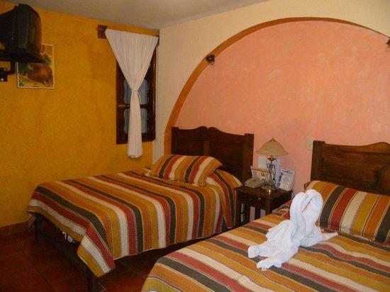 Hotel Jovel: Habitación doble