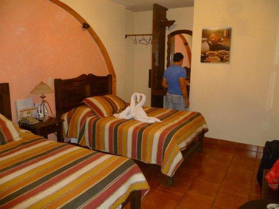 Hotel Posada Jovel: Habitación doble