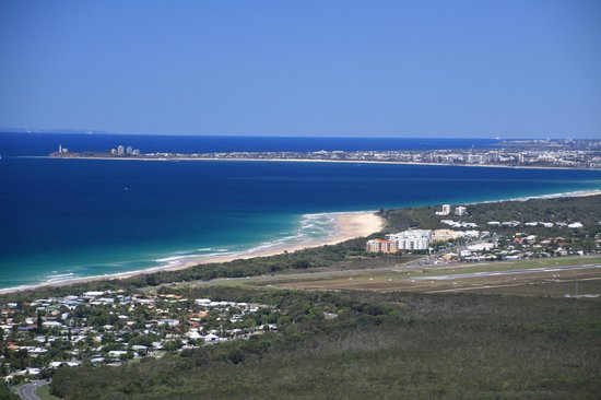Mount Coolum: Views from top