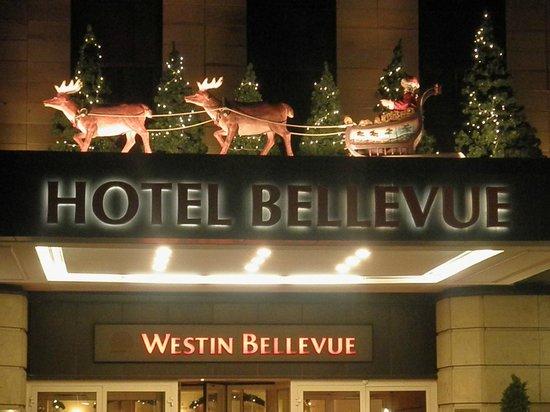 ウェスティン ベルビュー ドレスデン, HOTEL FRONT OUTSIDE