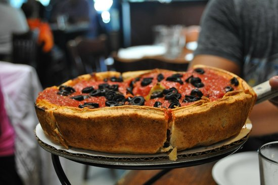 Patxi's Chicago Pizza