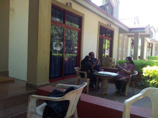 Usha Ascot Hotel: my family