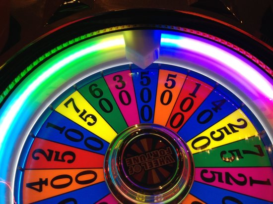Buffalo Bill's Resort & Casino: Oh yeah