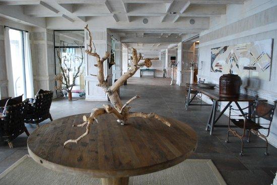 Hotel Costaustralis: Lobby