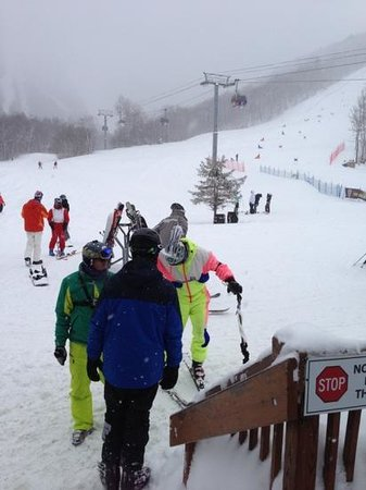 Killington Resort: Pista