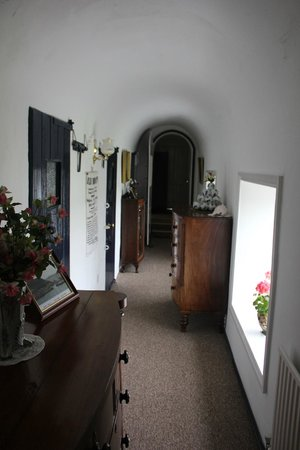 Carrigeen Castle: The Hallway