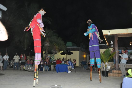 The Palms at Pelican Cove: Moko Jumbies