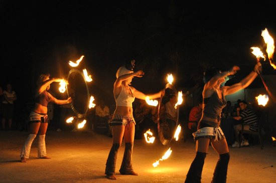 The Palms at Pelican Cove: Kiki and The Fire Gypsies