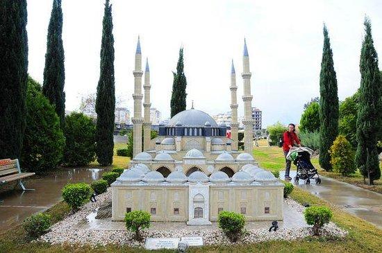 MiniCity Antalya: Mosque