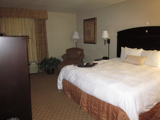 Hampton Inn & Suites Gallup : Room view