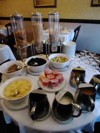 Atlantic Hotel: Breakfast
