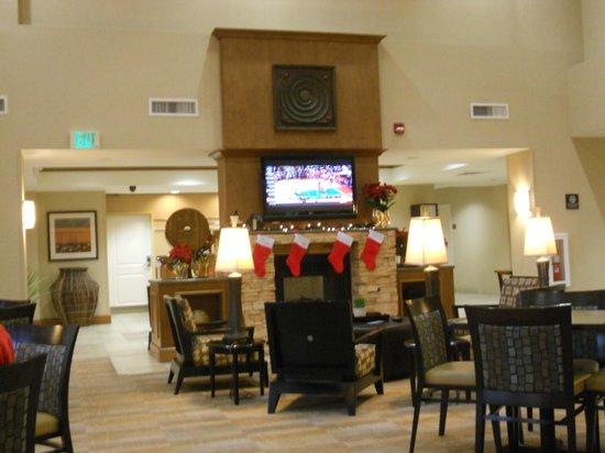 Hampton Inn & Suites Phoenix Glendale - Westgate: Lounge area