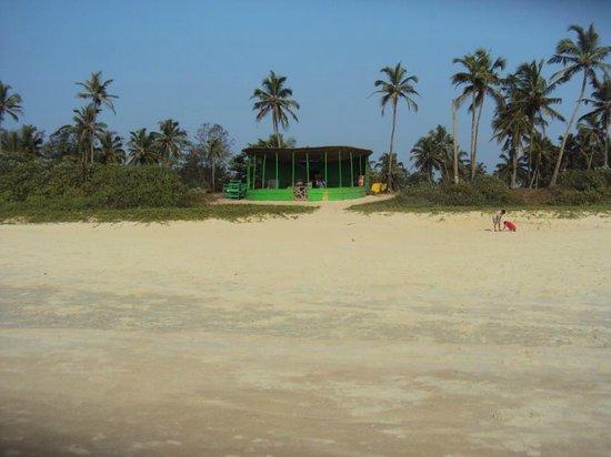 Sandpat Beach Shack: Sandpat best shack on the beach