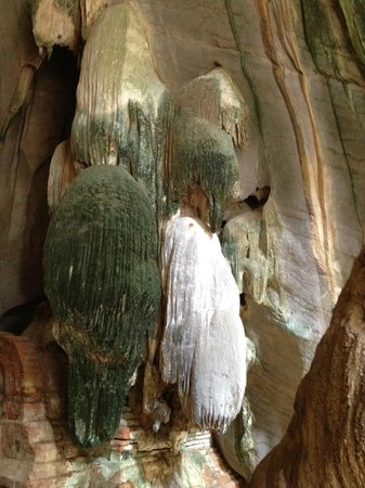 Kampot, Cambodia: Inside the cave