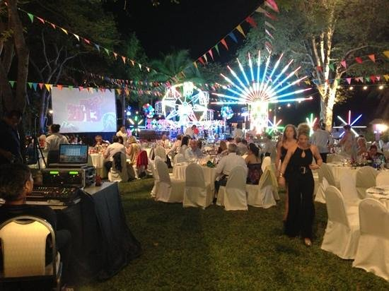 Hyatt Regency Hua Hin: New Year's Eve