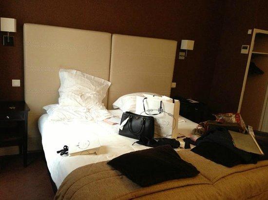 Hotel Daunou Opera: Room