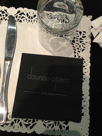 โดนู โอเปร่า โอแตล: Breakfast Buffet