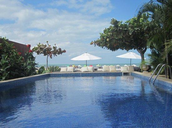 Casa na Praia: La piscine