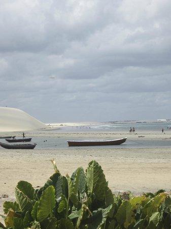 Casa na Praia: Vue de l'espace plage