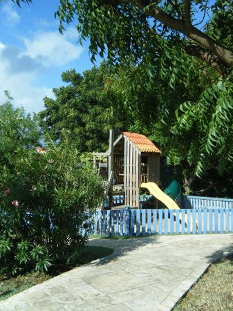 True Blue Bay Boutique Resort: PLayground
