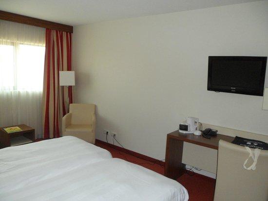 Van der Valk Hotel Rotterdam-Blijdorp : Decent accomodation