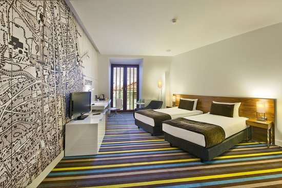 Bayjonn Hotel: TWIN lux