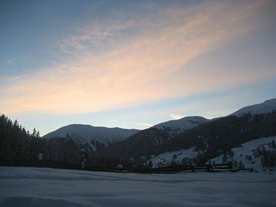 Sunstar Alpine Hotel Davos: Belle soirée