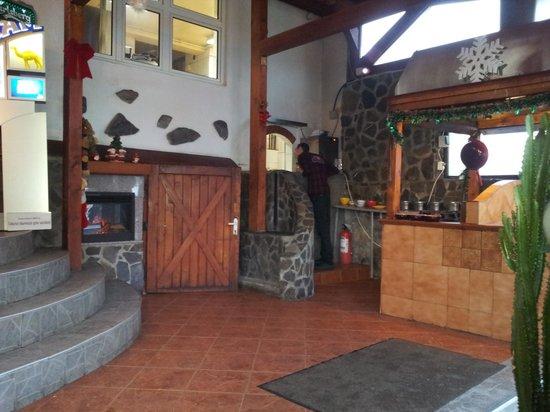 Rocky Mountain Steak House: entrance