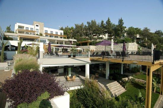 Ramada Resort Bodrum: Hotel View