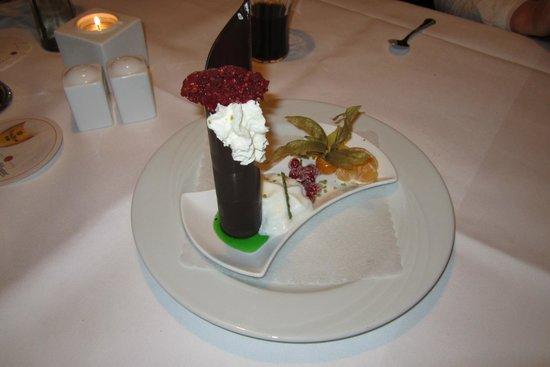 Hotel DER ACHTERMANN: デザート