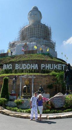 Patung Besar Budha Phuket: Big Buddha of Phuket